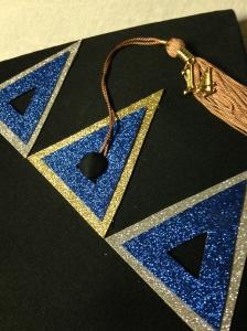 Glitter Grad Cap | TheSparkleSisters